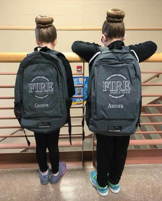 custom embroidered backpacks