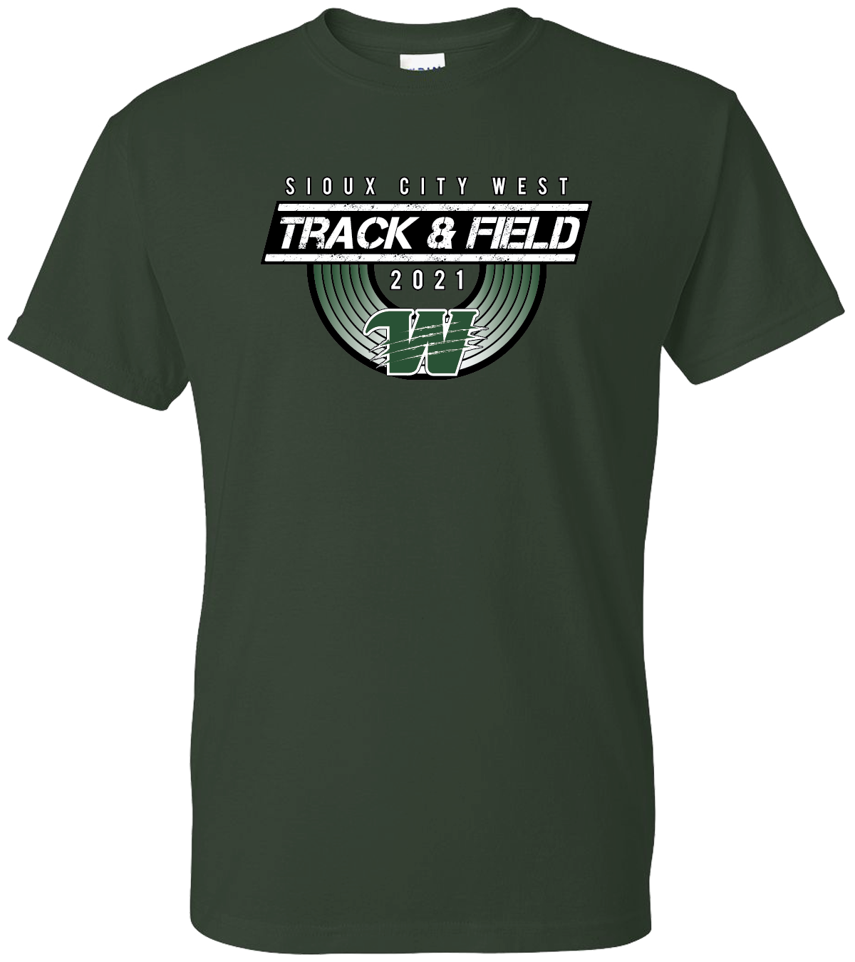 Sioux City West 2021 Track & Field