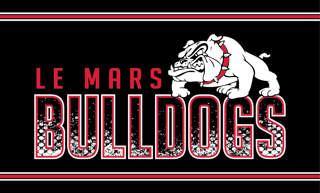 NEW Le Mars Bulldogs Design