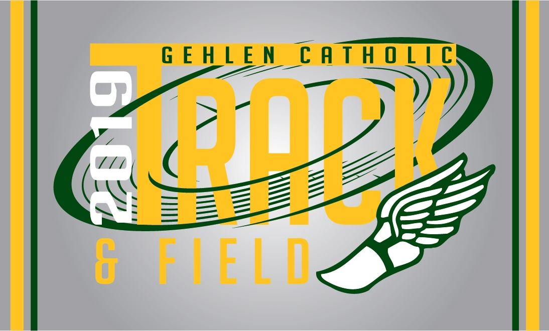 Gehlen Catholic 2019 Track