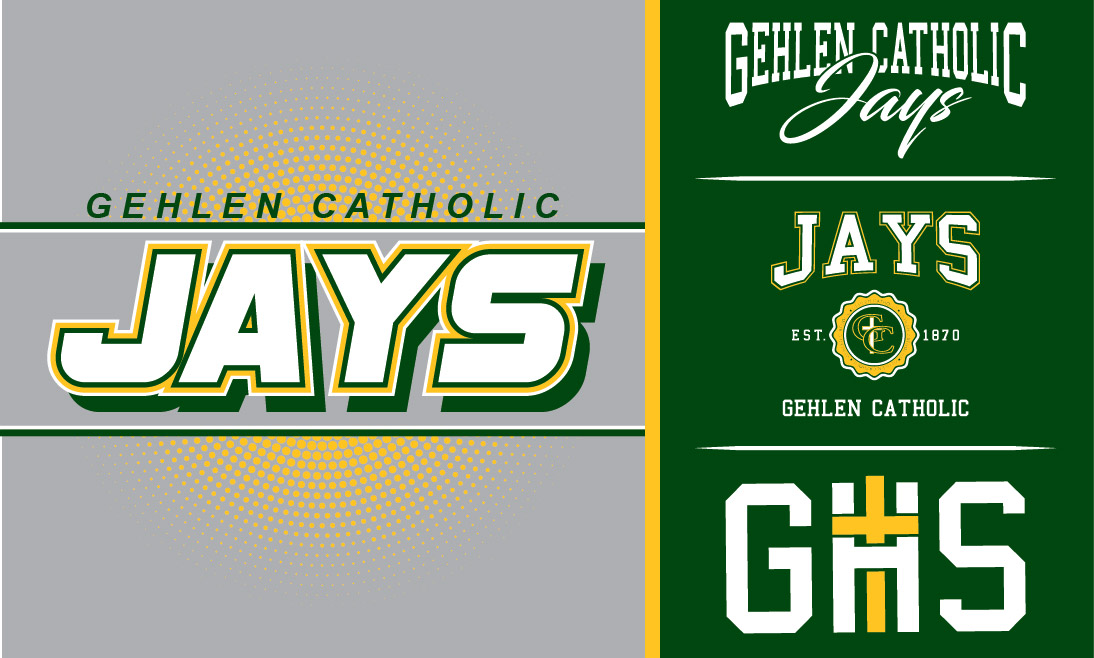 Gehlen Catholic Fall Fanwear