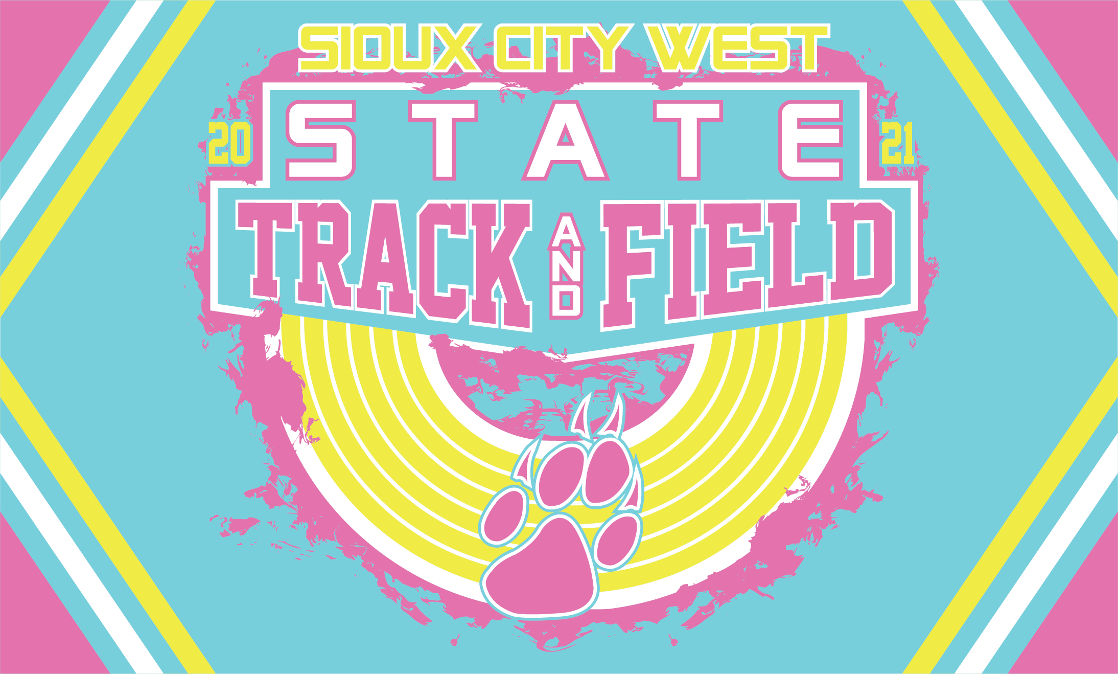 Sioux City West 2021 STATE Track
