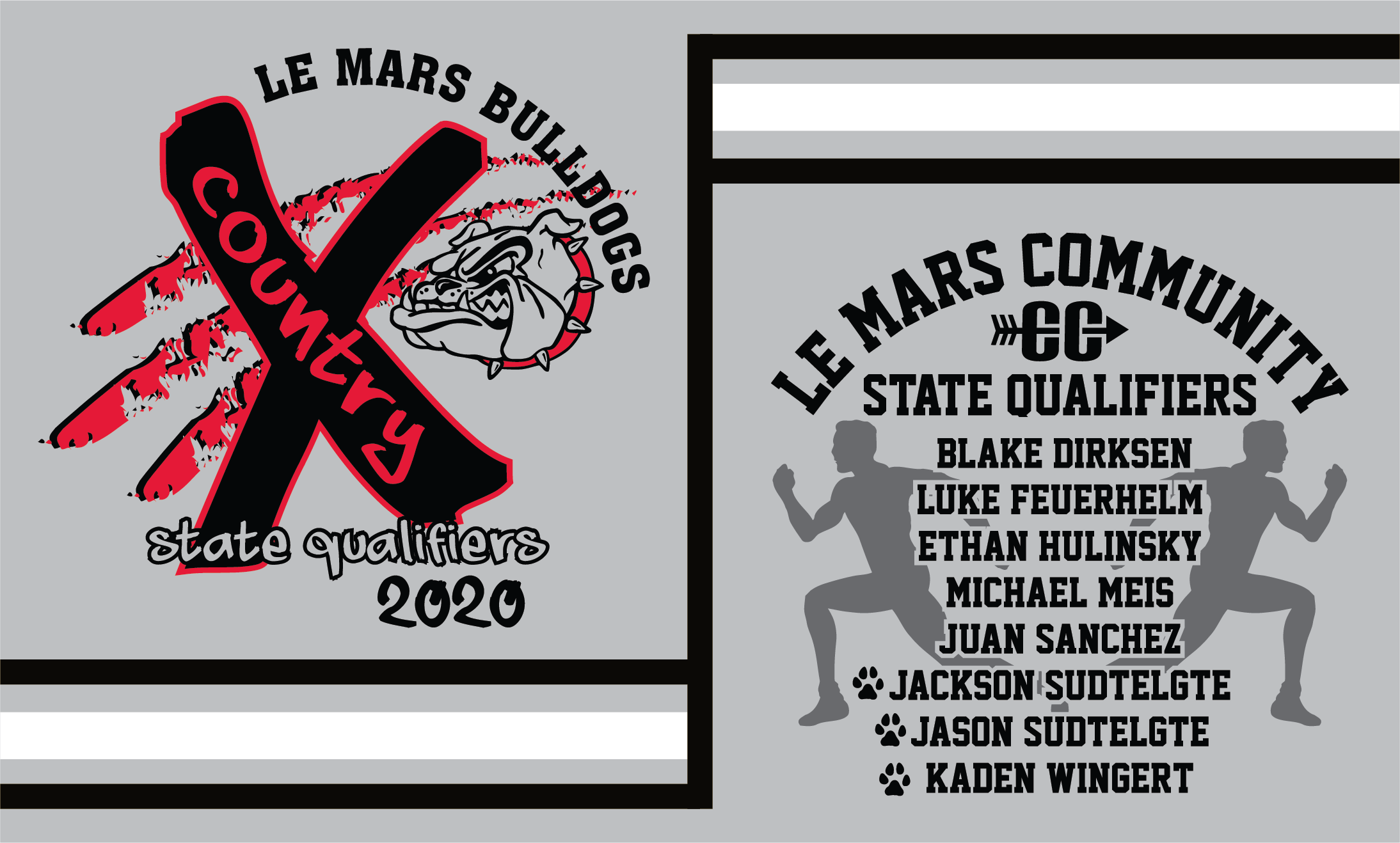 Le Mars State Cross Country