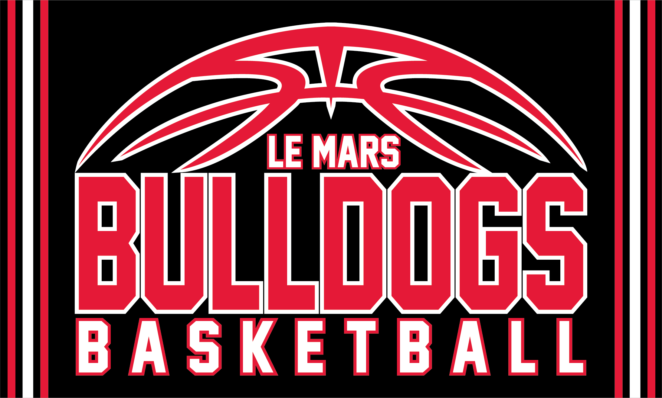 Le Mars Bulldog Basketball