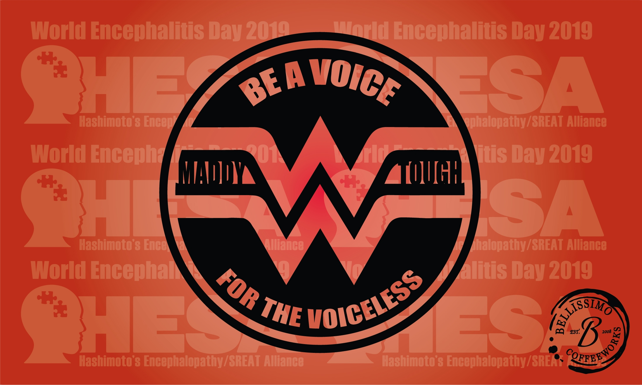 Bellissimo - Be A Voice