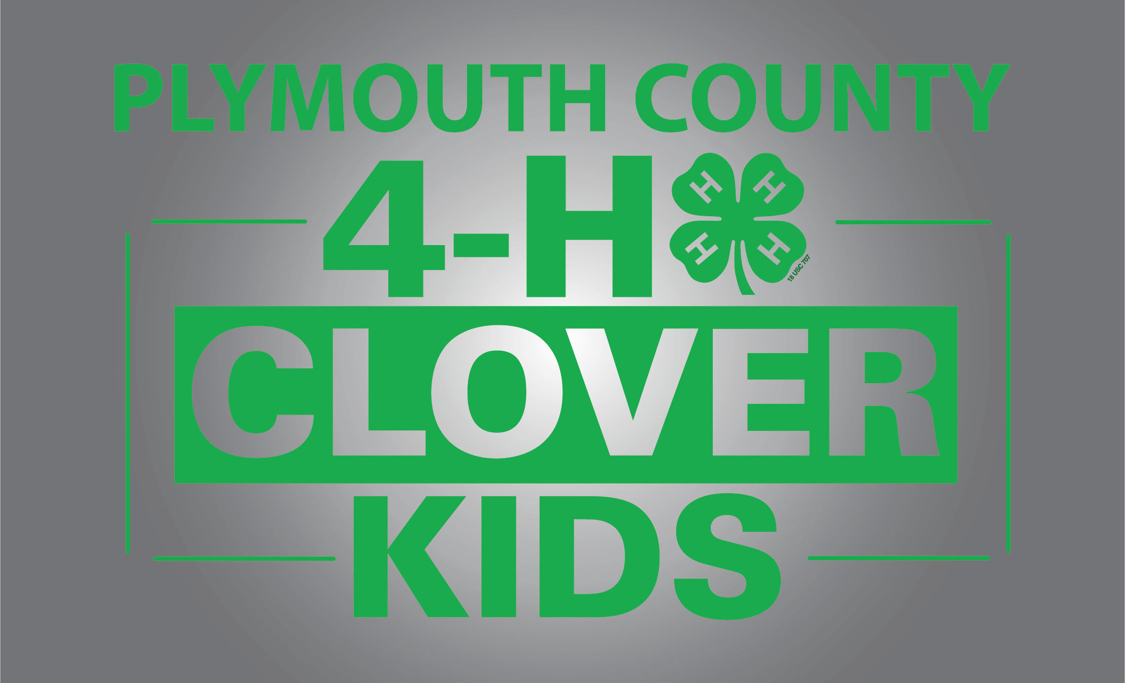 Plymouth County 4-H Clover Kids