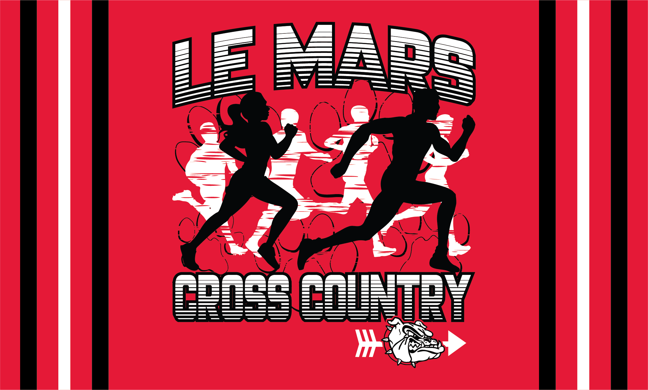 Le Mars Community Cross Country 2019