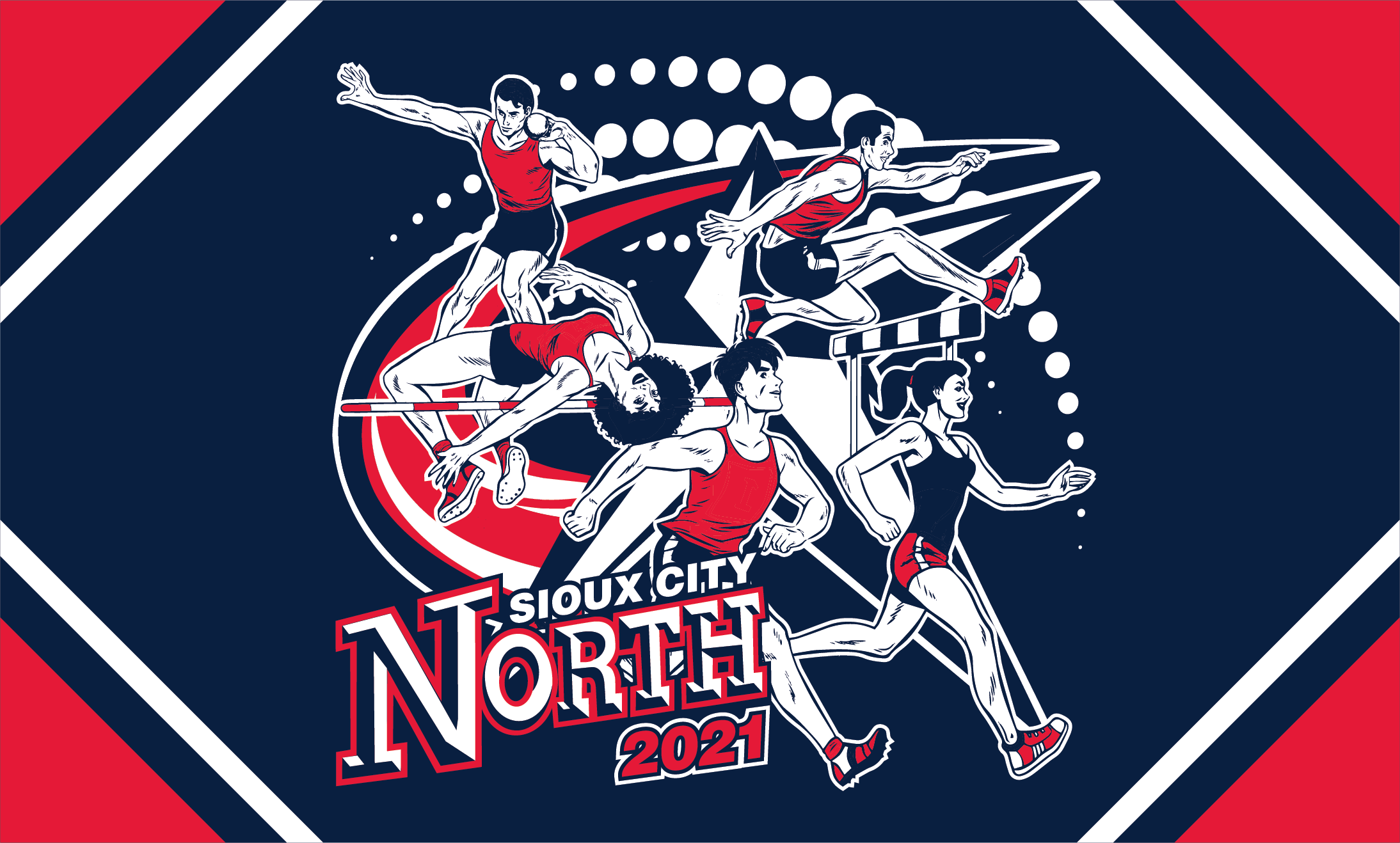 Sioux City North 2021 Track & Field