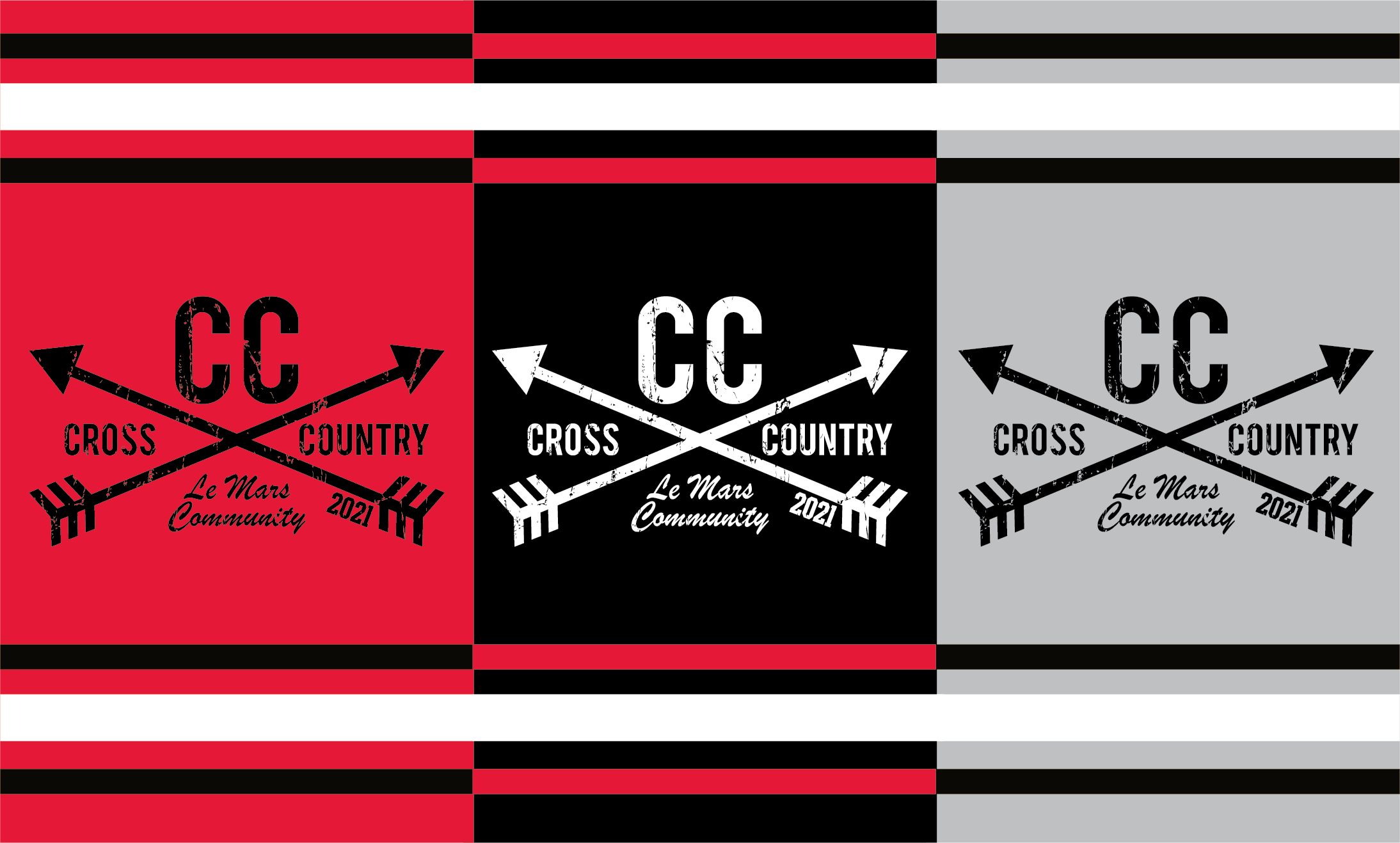 LCHS 2021 Cross Country