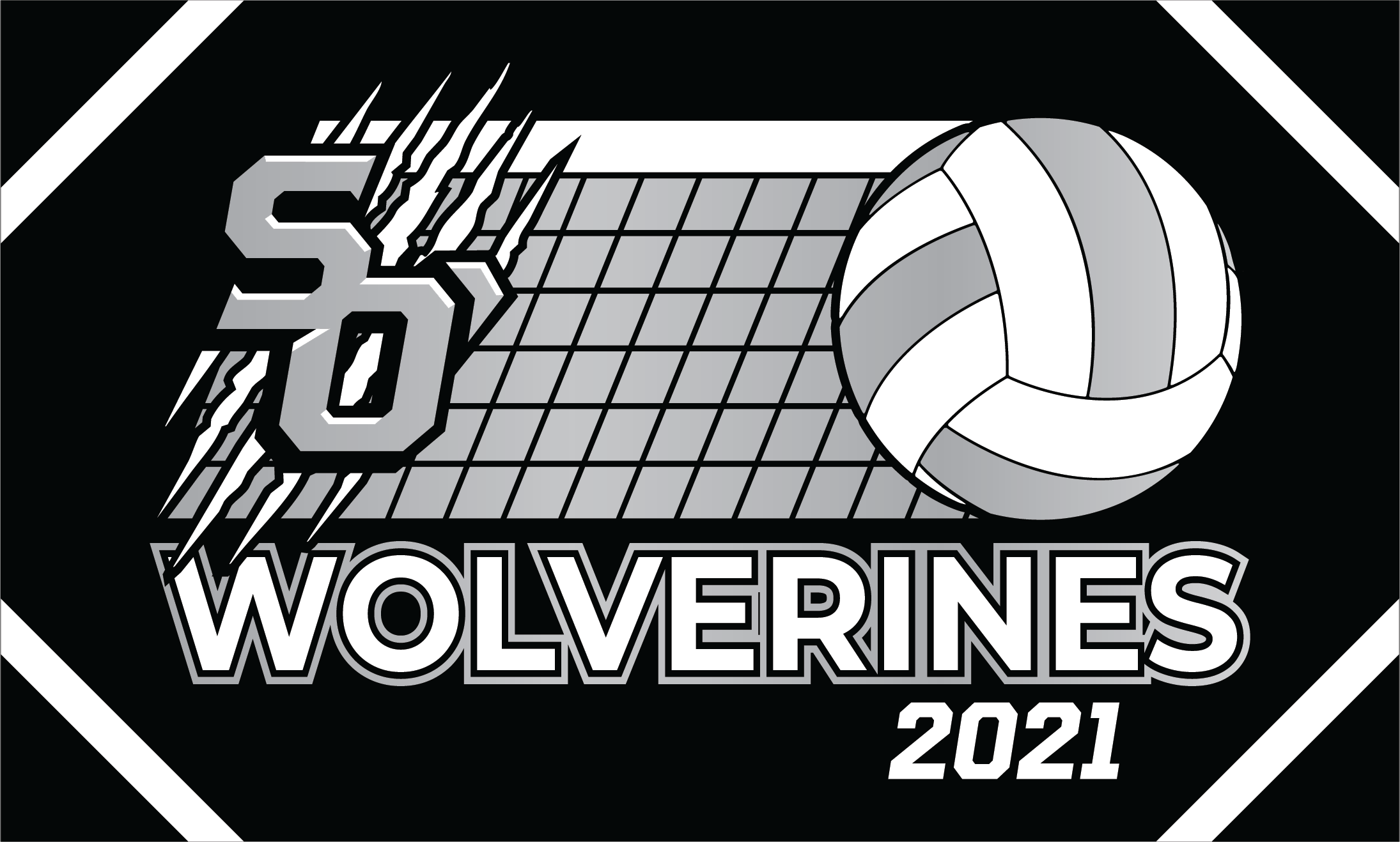 South O'Brien 2021 Volleyball