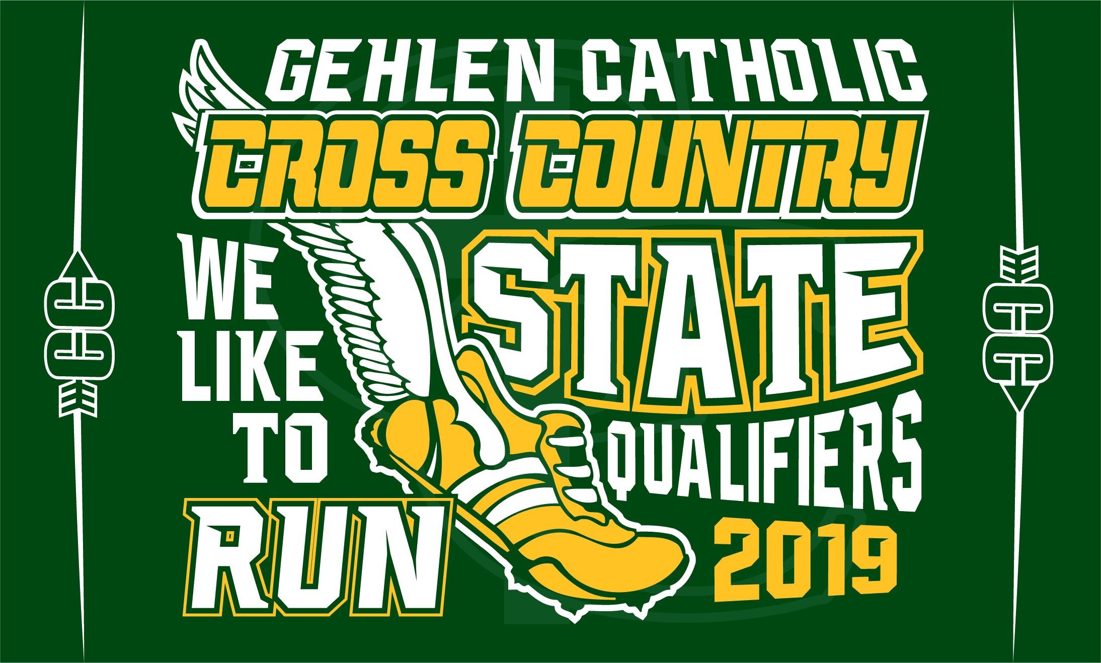 GHS 2019 State Cross Country