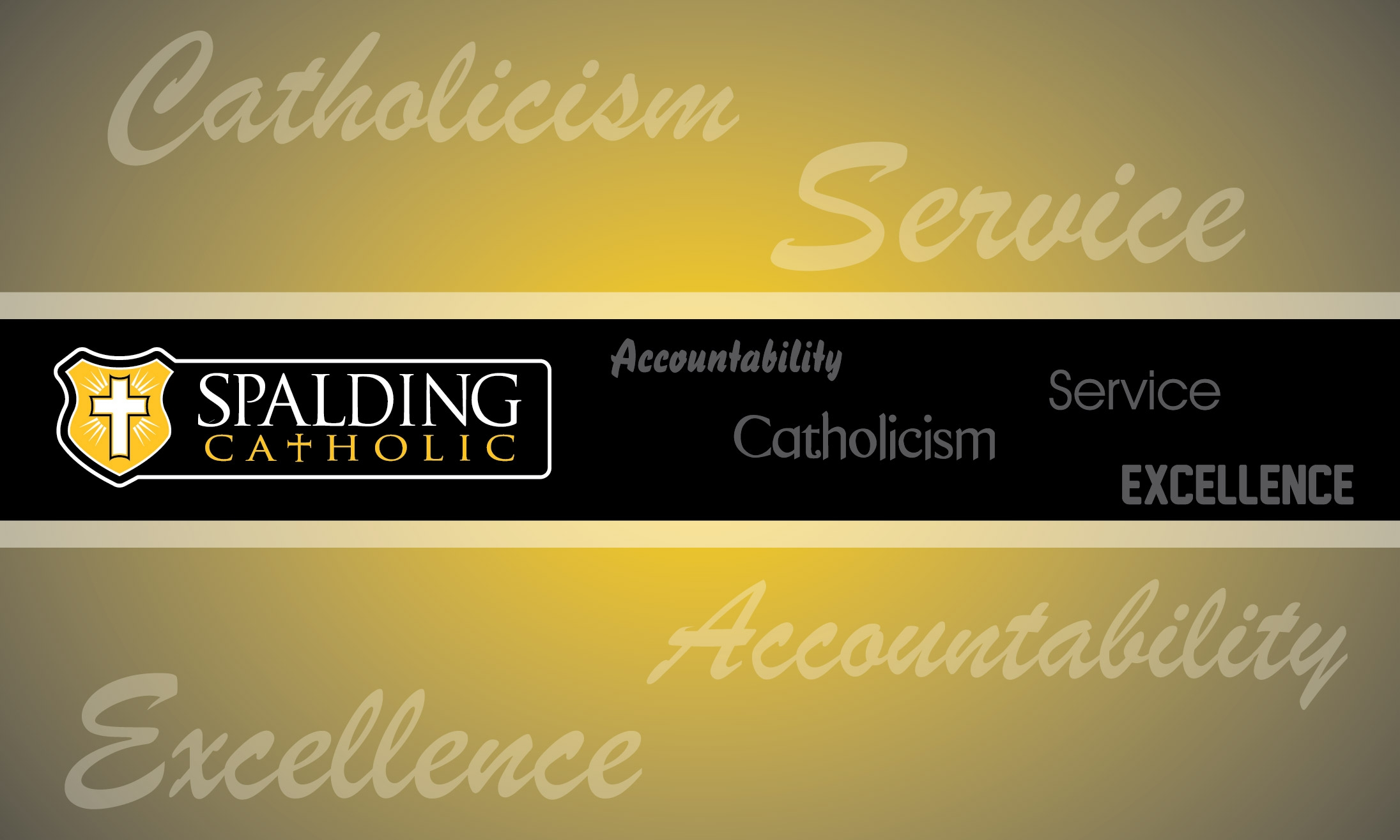 Spalding Catholic 2018
