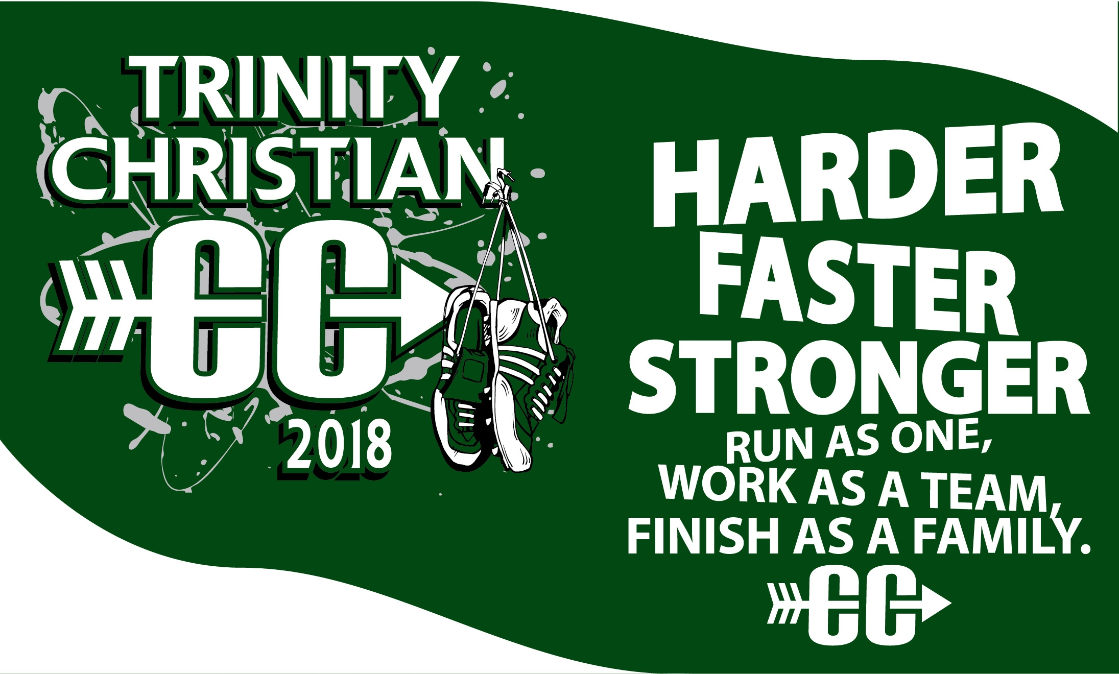 Trinity Christian 2018 Cross Country