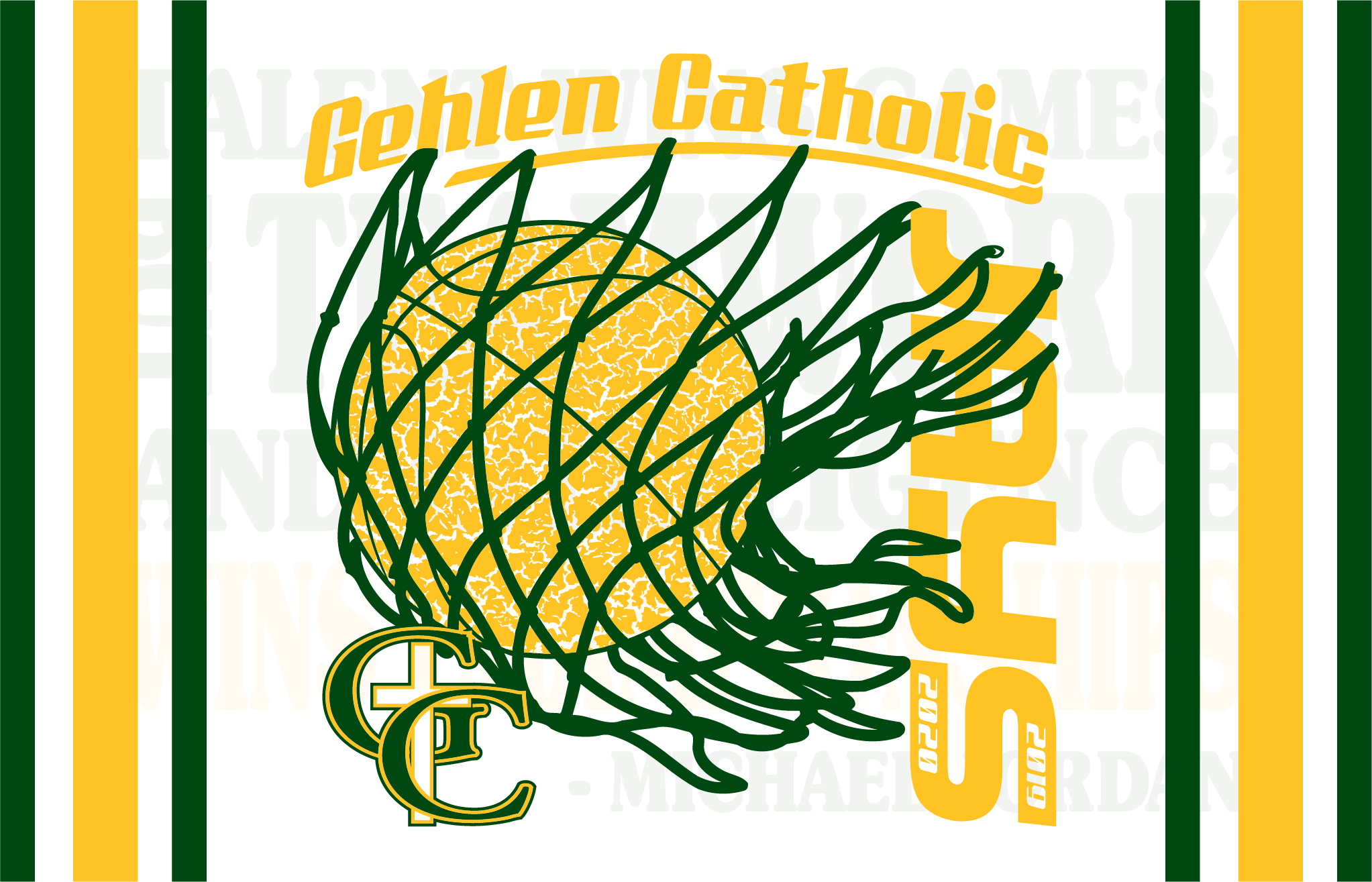2019-20 Gehlen Basketball