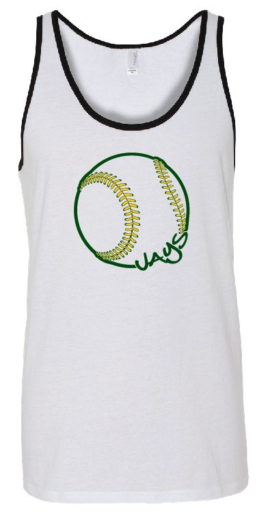 Gehlen Jays Baseball Unisex Tank in youth & adult
