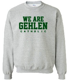 We Are Gehlen Crew Neck Sweatshirt in Youth & Adult