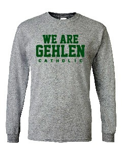 We Are Gehlen Long Sleeve Tee in Youth & Adult