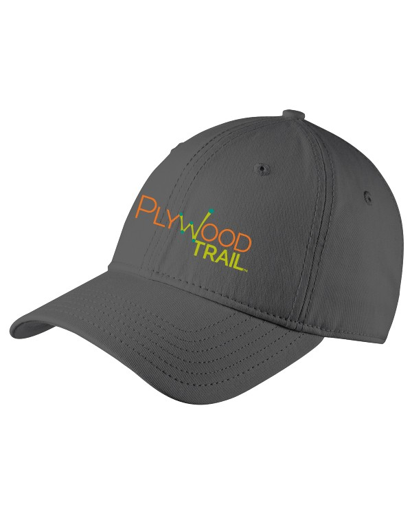 PlyWood Trail New Era Adjustable Unstructured Cap
