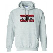 Akron Westfield Athletics Gildan Hooded Sweatshirt Adult & Youth