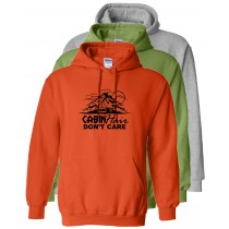 Cabin Hair Don't Care Hooded Sweatshirt