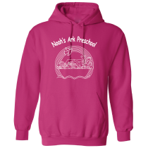 Noah's Ark Preschool Gildan Hooded Sweatshirt