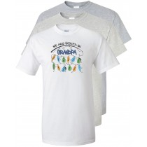 We are Hooked on GRANDPA Personalized Shirt