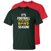 It's Marching Band Season Short Sleeve Ultra Cotton Tee