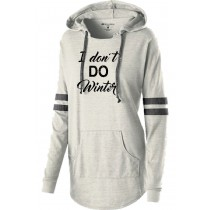 I Don't Do Winter Women's Low Key Hoodie
