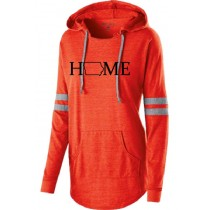 IOWA HOME Holloway Ladies HOODED Low Key Pullover in 4 Colors