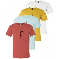 Faith Unisex Short Sleeve Tee