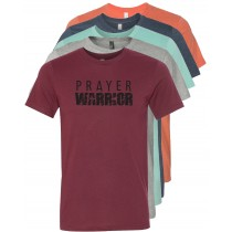Prayer Warrior Unisex Short Sleeve Tee