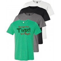 Tinsel Unisex Short Sleeve Tee