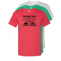 Christmas Cheer Unisex Short Sleeve Tee
