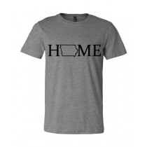 IOWA HOME Logo Unisex Short Sleeve Tee