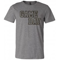 GAME DAY Unisex Short Sleeve Tee
