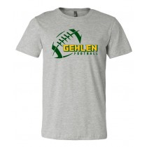 Gehlen Football Unisex Short Sleeve Tee