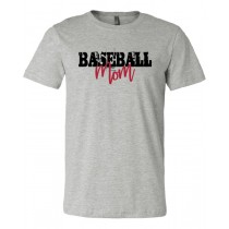 Baseball Mom Unisex Short Sleeve