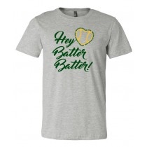 Gehlen Hey Batter Batter Unisex Short Sleeve Tee in youth & adult