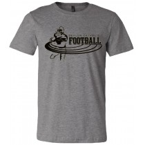 Gehlen Football Player Unisex Short Sleeve Tee