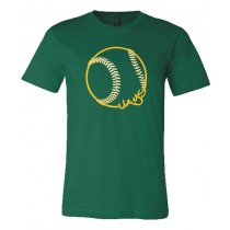 Gehlen Jays Baseball Unisex Short Sleeve Tee in youth & adult