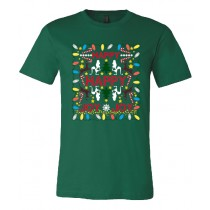 Ugly Christmas Sweater Unisex Short Sleeve Tee