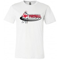 LeMars Football Player Unisex Short Sleeve Tee