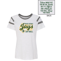 GHS Softball Women's Short Sleeve Fanatic T-Shirt
