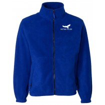 Westmar College Fleece Full-Zip jacket