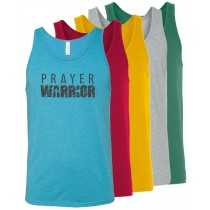 Prayer Warrior Unisex Tank