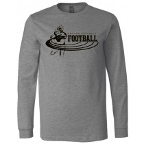 Gehlen Football Player Long Sleeve Jersey Tee