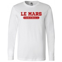 LeMars Football Long Sleeve Jersey Tee