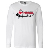 LeMars Football Player Long Sleeve Jersey Tee