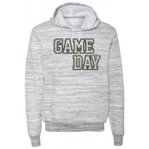 GAME DAY Ringspun Hooded Sweatshirt in Adult