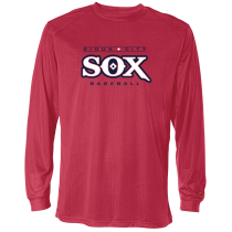 SC SOX Badger B-Core Long Sleeve Youth, Adult & Womens